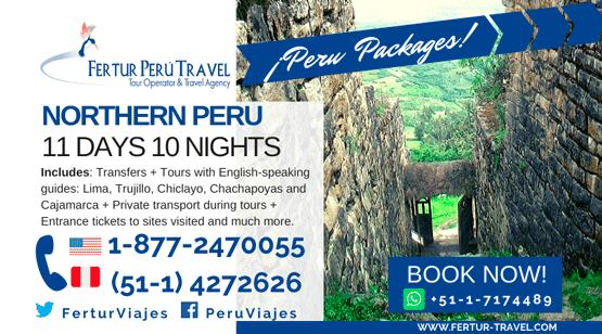 Northern Peru Itinerary 11 Days History Archaeology Tours